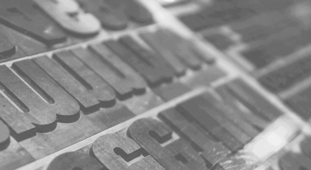 Testo diagonale in word cover